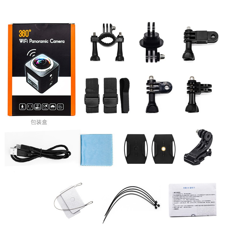 Cam Action Camera ELECTSHONG 11