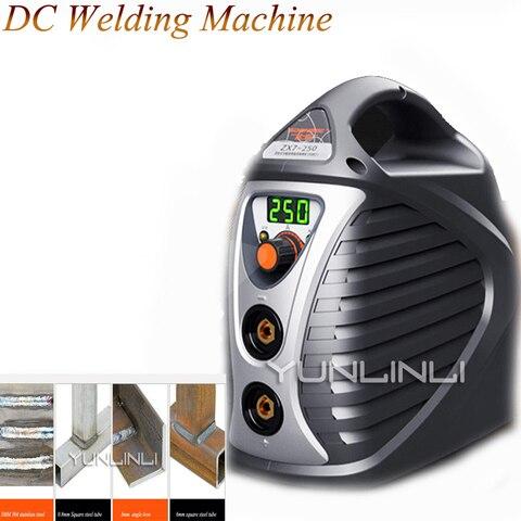 Automática de Cobre Máquina de Solda de Aço Máquina de Solda Aço de Baixa Totalmente Inoxidável – Aço Carbono Liga Zx7-250s 220 v dc