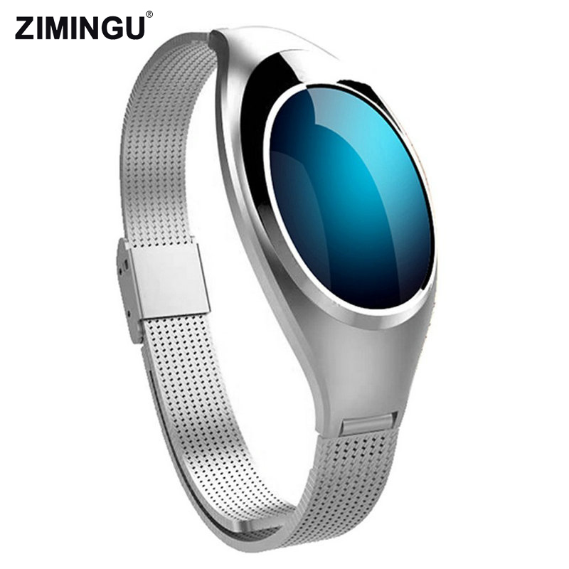 Z18 Red White Black Women Sport Bluetooth Smart Bracelet Fitness Pulsometer Heart Rate Monitor Smartband On