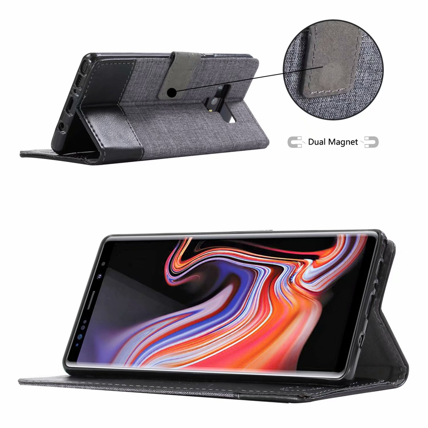 note 9 leather case (4)