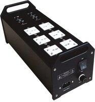 PW1 audio power purifier row socket board Swiss Schaffner filter