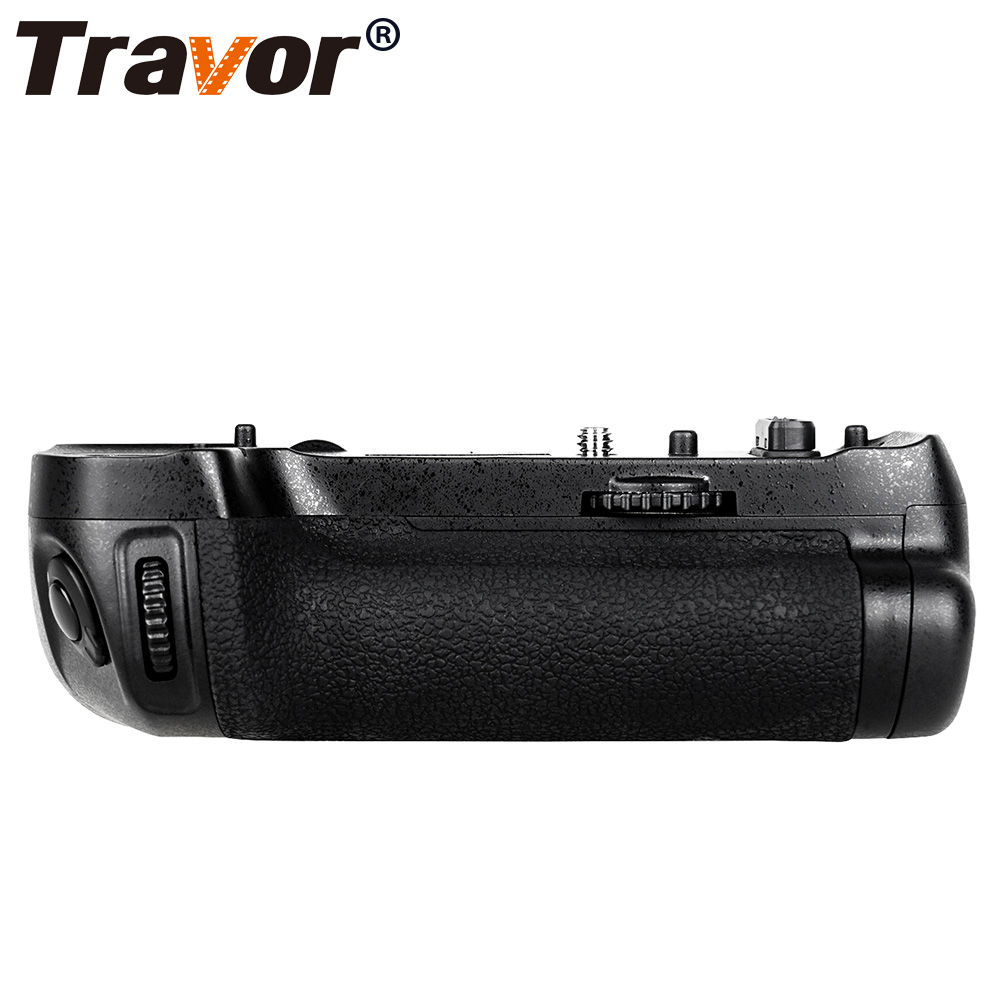 Travor Multi Power Battery Grip for Nikon D850 DSLR Camera as MB-D18 work with EN-EL15/EN-EL15a or 8 pcs AA battery nikon mb d11 replacement battery grip for nikon d7000 black