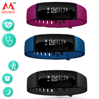 Smart Wristband V07 Blood Pressure Pedometer Smart Bracelet Heart Rate Monitor Smartband Bluetooth Fitness Tracker