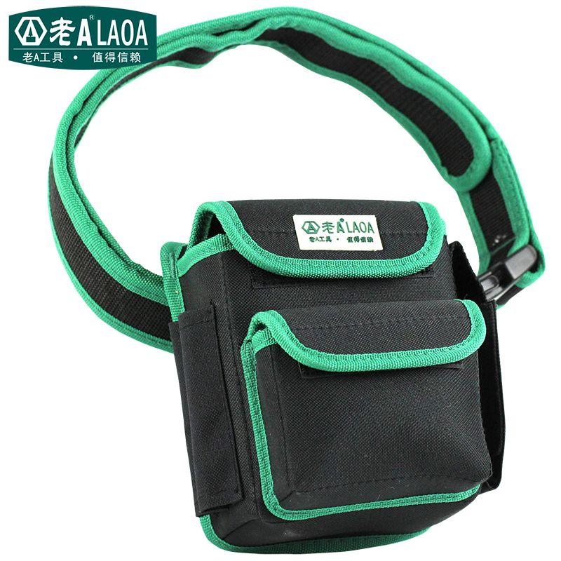 Wielofunkcyjna torba na narzędzia dla elektryków LAOA Nowy wodoodporny pakiet narzędzi Oxford 600D Rozmiar 155 * 130 mm