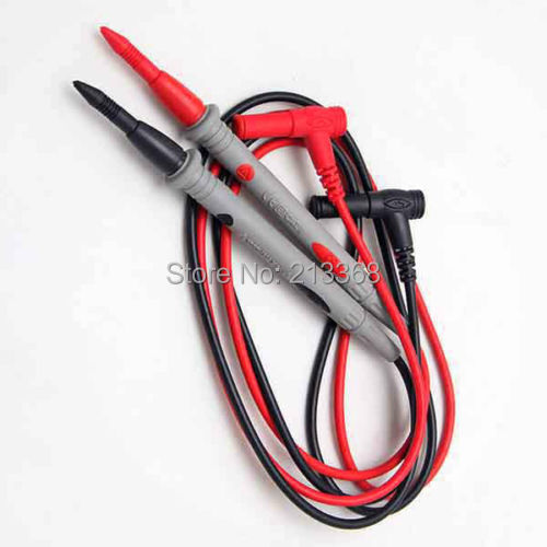 Portable Digital Multimeter Multi Meter Test Lead Probe Wire Pen Cable Universal Digital Multi-sensor Test Pen