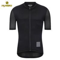 YKYWBIKE Men Cycling Jersey MTB Maillot Bike Shirt Downhill Jersey High Quality 2019 Pro Team Tricota Mountain Bicycle Clothing