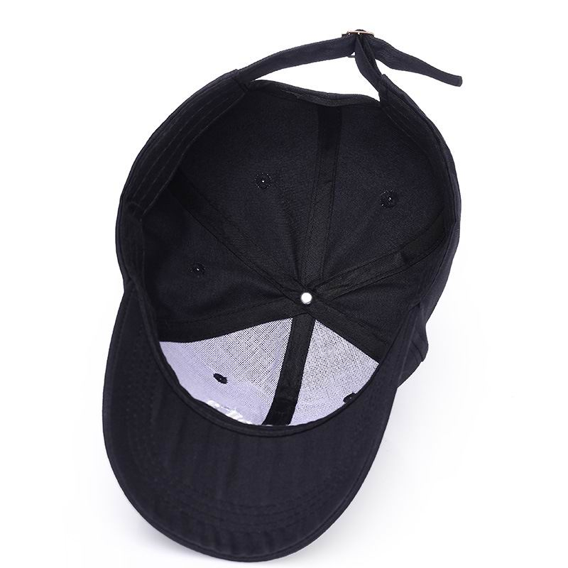 1771251c73c GBCNYIER Embroidered Letter Male Sport Hat Spring Run Cap Breathable Golf  Men Sun Hat Summer Braids Hole Baseball Cap Adjust-in Baseball Caps from  Men s ...