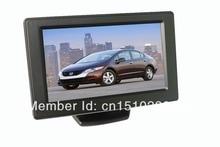 Free shippping 4.3″ Car Digital LCD Monitor