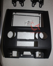 Free shipping-Car refitting DVD frame,DVD panel,Dash Kit,Fascia,Radio Frame,Audio frame for 09 Ford Escape, 2DIN