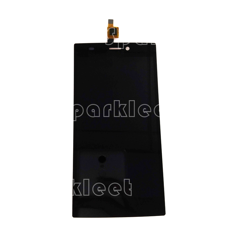 LCD Display For BLU Life One LTE X010Q LCD Display Touch Screen Digitizer Assembly Black With Tracking NO