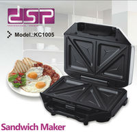 DSP Household Multifunction waffle maker Sandwich Makers pastry baking machine Rapid baking 750W 220 240V
