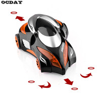 High Quality RC Car Infrared Tracking Stunt Car Electronic Sound Light Remote Control Car Toys For