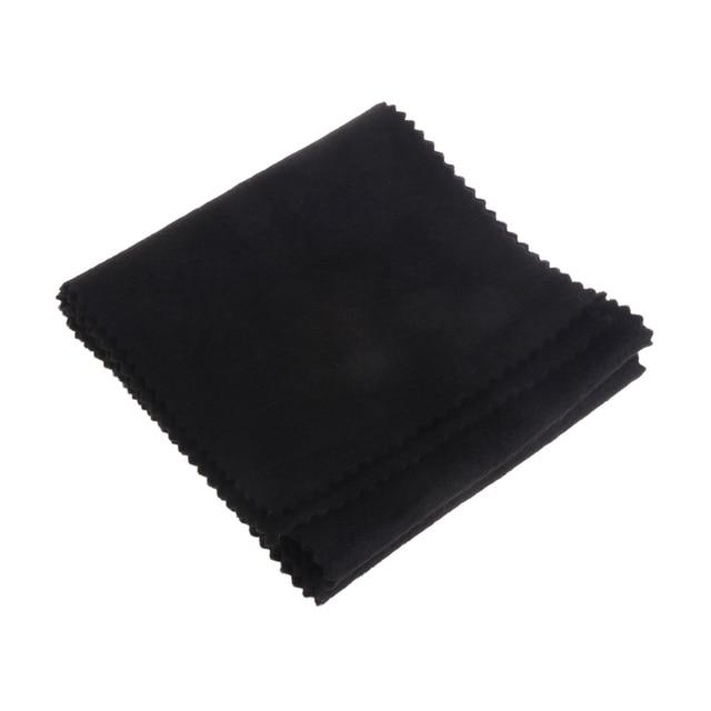88 Keys Black Soft Piano Key Cover Keyboard Dust Proof Moisture Flannel Cloth 2