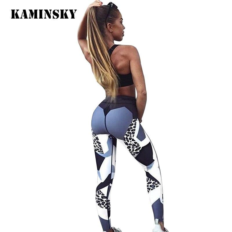 Women's Fashion Sexy Workout For Joggers Fitness   Leggings   High Waist Elastic Women Leggins Skinny Pants Workout Black   Leggings