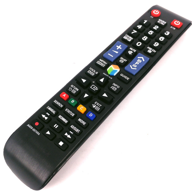AA59 00790A de repuesto para Samsung 3D Smart TV STB, LCD, LED, mando a distancia, Fernebdienung