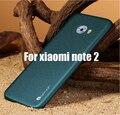 "Original aixuan quicksand carcasas para xiaomi mi note 2 5.7 ""actualizado frosted escudo mate cubierta para mi note 2"