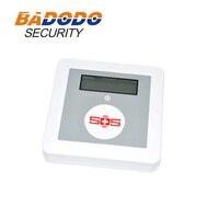 Elderly patient home care SOS Call Alarm GSM Alarm System For Home Security System Push to Talk Alarm System Burglar Alarm