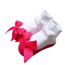 New Baby Socks For Girls Newborns Socks For Princess Holiday Birthday Gifts Cute Christma Socks Shoes For Baby Girls Fashion