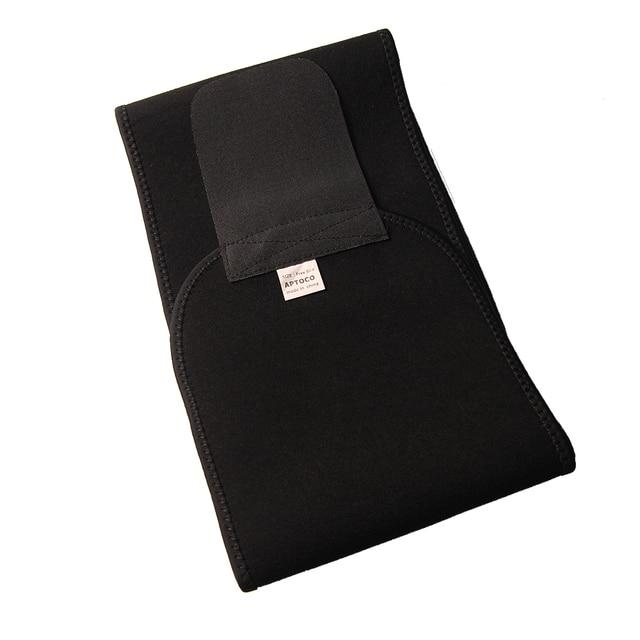 Adjustable Waist Trimmer Sweat Slimming Belt Fat Burner Body Shaper Slim Body Burn Exercise Girdle . 3