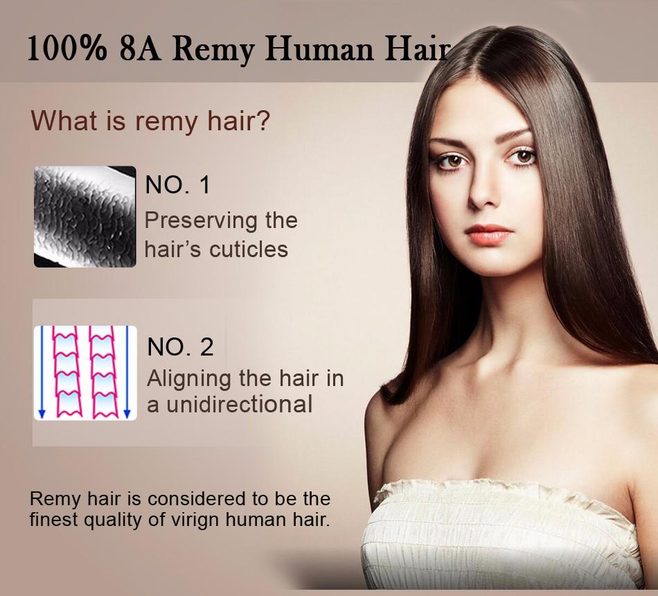 remy hair 1