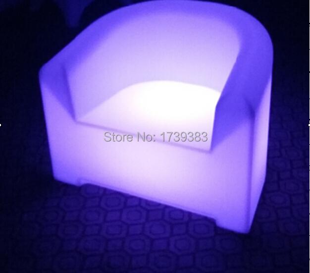 Poltrona sofá à prova d' água LED Brilhante luz controll Remoto decorar a sua sala de estar, quartos, jardim, piscina, terraço etc