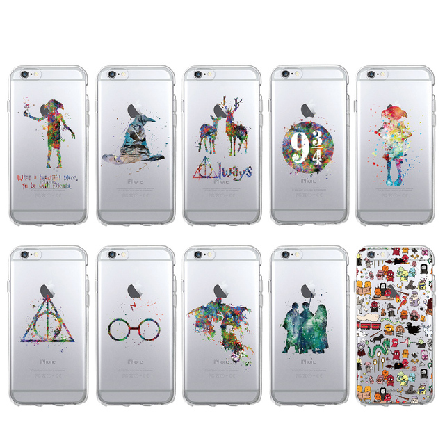 coque iphone 6 harry potter