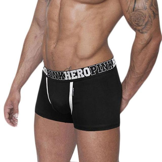 Men's High Quality Cotton Boxers