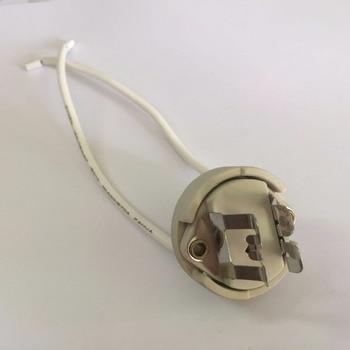MS03 lamp holder, DX-124H GY9.5 250V1000W GZ9.5 G9.5 Ceramic lamp Socket Base Holder ,DHL FREE SHIPPING