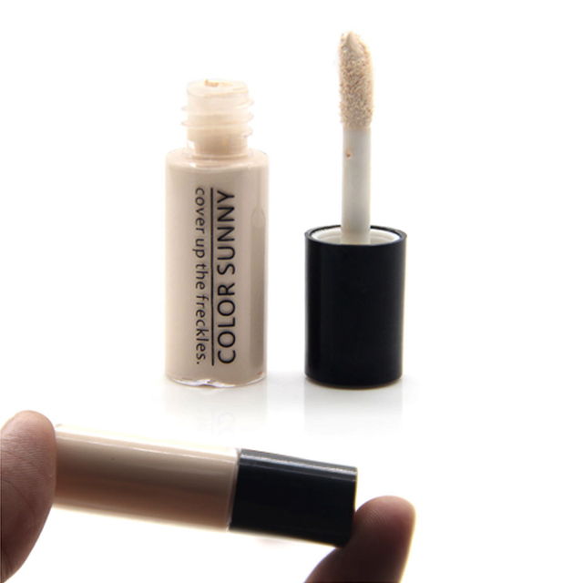 Color Sunny brand Hot sale Concealer Black eye concealer liquid face primer lasting liquid contour makeup foundation makeup 3