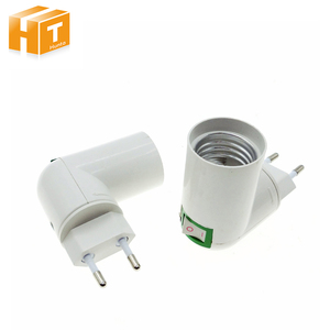 E27 EU Plug 180 Degree Lamp Ba