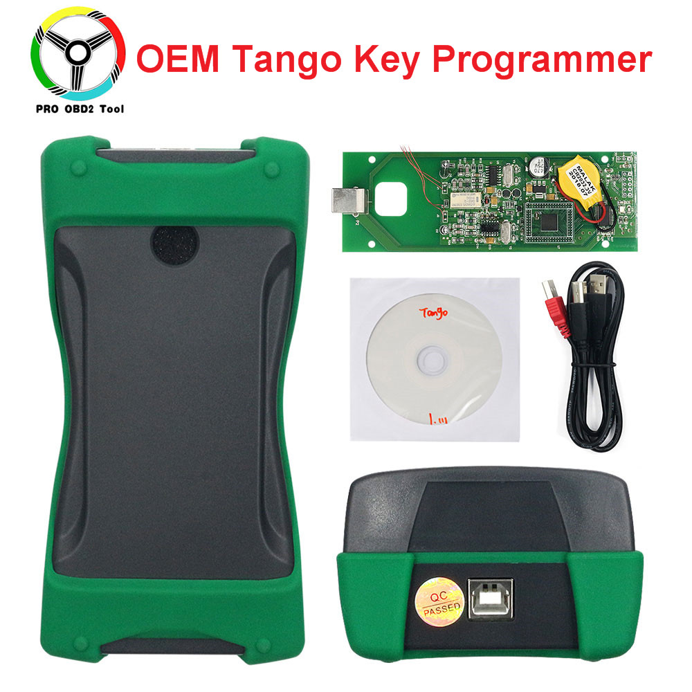 2019 New Arrival Update Online OEM Tango Key Programmer with All Software Tango Programmer Tango Auto