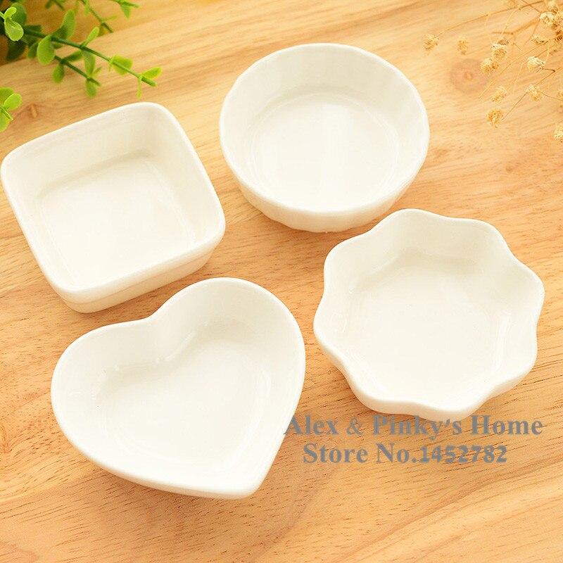 Kitchen Creations White Dishes