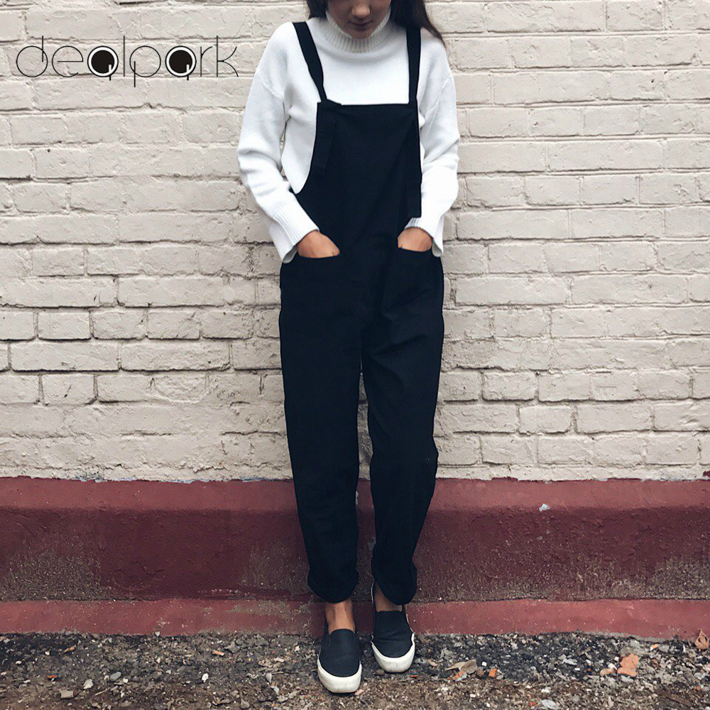 e62abcd79b14 ... 5XL Rompers Women Jumpsuit Oversize Overalls Solid Sleeveless Pockets  Wide Leg Pants Casual Dungarees Playsuit. Αποθήκευση προϊόντος. gallery  image