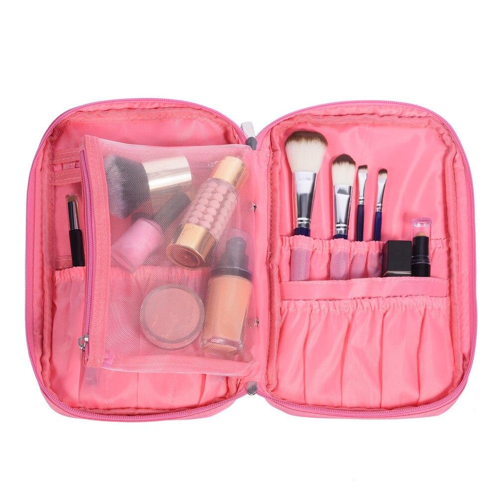 Professional Makeup Brush Bag Foundation Cosmetic Powder Multifunction Toiletry Brushes Make Up Brushing Kits Bag maquiagem
