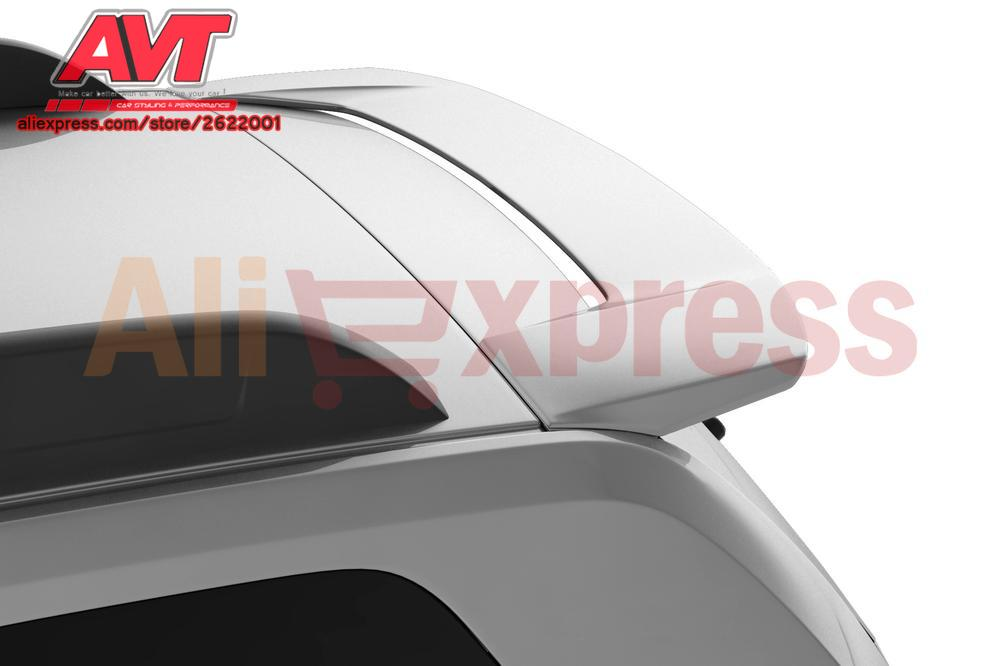 Spoiler aero sport dynamic for Renault Duster / Terrano 2012- version 2 styling car accessories molding decoration игрушка технопарк renault duster duster sport