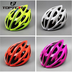 2018 New Road Mountain Bike Riding Helmets Integrally-molded Helmet Casco Ciclismo Cycling Helmet Bicycle Helmet