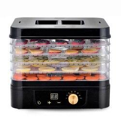 Household Food Dehydrator 220V Fruit Vegetable Meat Dehydrator Extra Long Timing Food Machine KA-D5T