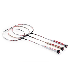 Fashion Carbon Light Badminton Racket 5U Brand Sports Badminton Racket China Elastic G4 Amateur Junior Offensive Racquet Single