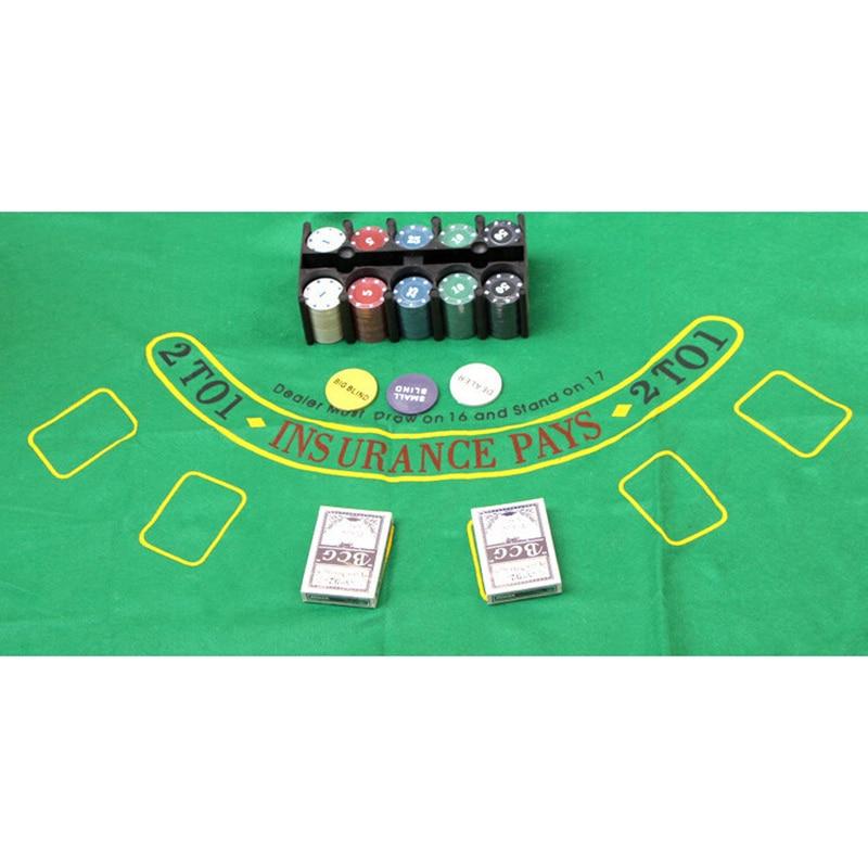 Blackjack Poker Table Layout Cover Poker Table Cloth Casino Layout New Casino  sc 1 th 225 & Blackjack Poker Table Layout Cover Poker Table Cloth Casino Layout ...