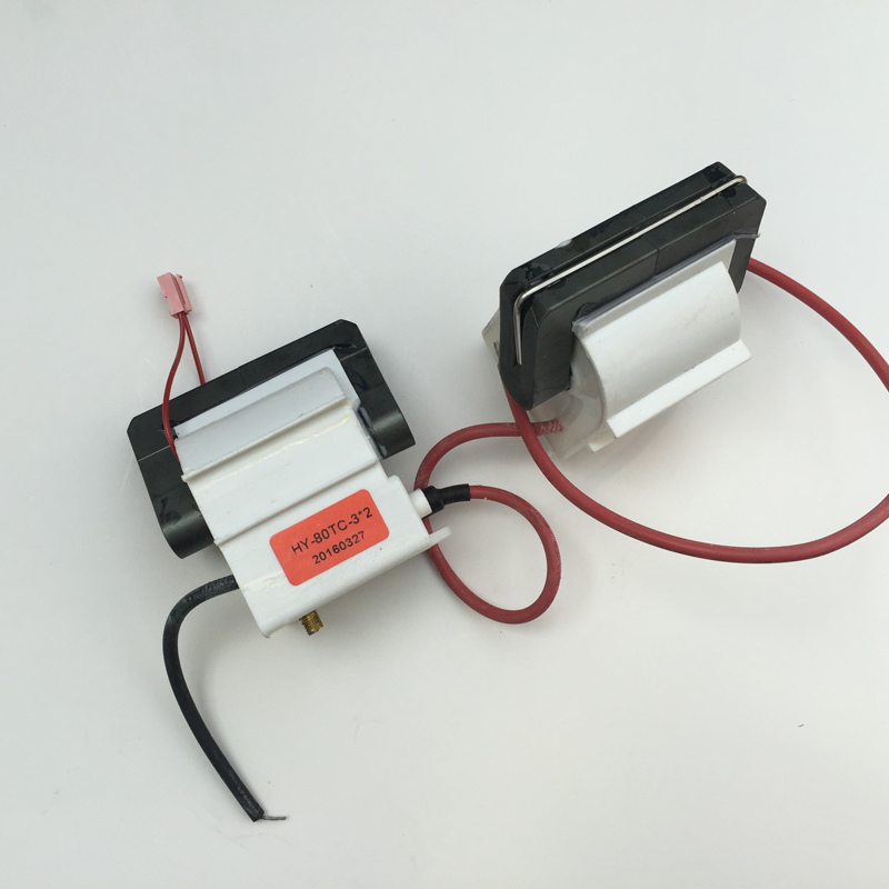 high voltage Hongyuan HY T80 80w flyback transformer for Co2 laser power supply / 80w ignition coil for Laser Engraving Cutting 2016 sex doll with big breast oral vagina sex products real silicone sex dolls mini 100cm japanese life size sex dolls toys
