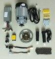 Dc 48 V 750 W BM1418ZXF motor sin escobillas, Kit eléctrico de la bicicleta, triciclo eléctrico, DIY e-triciclo, E - Trishaw Kit