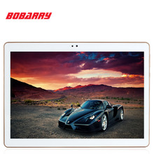 Bobarry 10.1 pulgadas inteligente android tablet pc octa core android 5.1 Tablet pc de Pantalla IPS GPS tablette K107SE RAM 4 GB ROM 64 GB MT8752