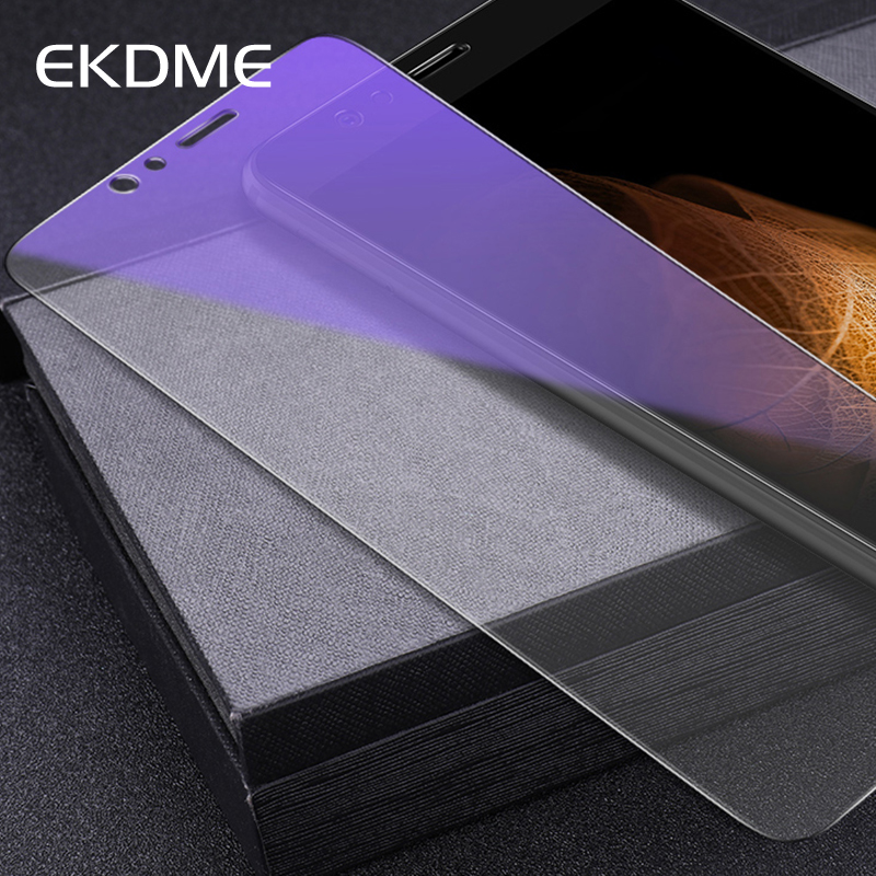 EKDME 9H Tempered Glass For Huawei Mate 8 9 Honor 5X 6 7 Y6 II Pro Ascend P9 P8 Lite P10 Plus Mobile Screen Protector Cover Film