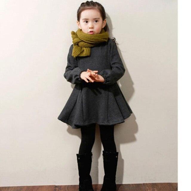 Imagenes de vestidos de invierno para ninas