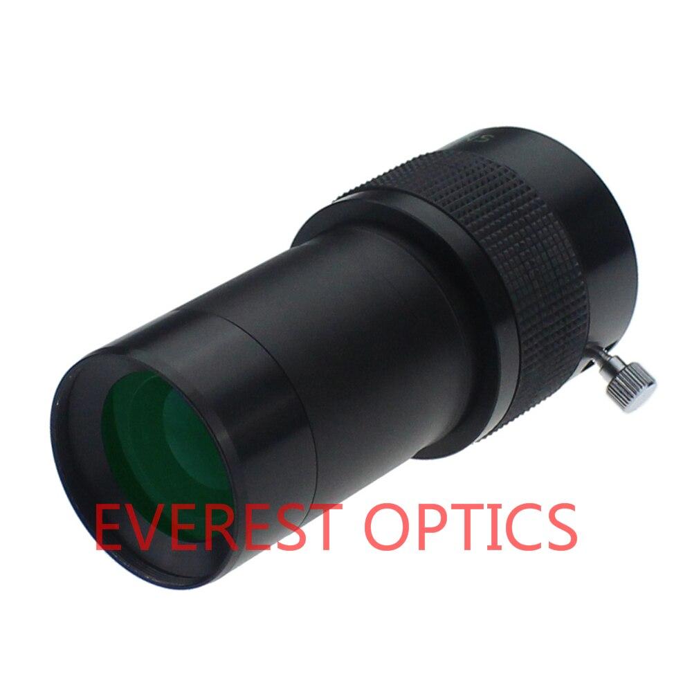 Barlow Lens Eyepiece High Quality 2 inch 2x ED Astronomic Telescope  цены