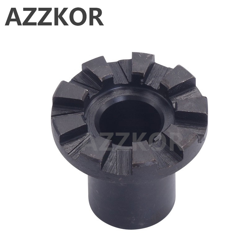 Turret Milling Machine Lifting Handle Joint 9Teeth Axis Clutch Accessories C85 Wholesale Carbon Steels Spindle Clutch Wrok Tools
