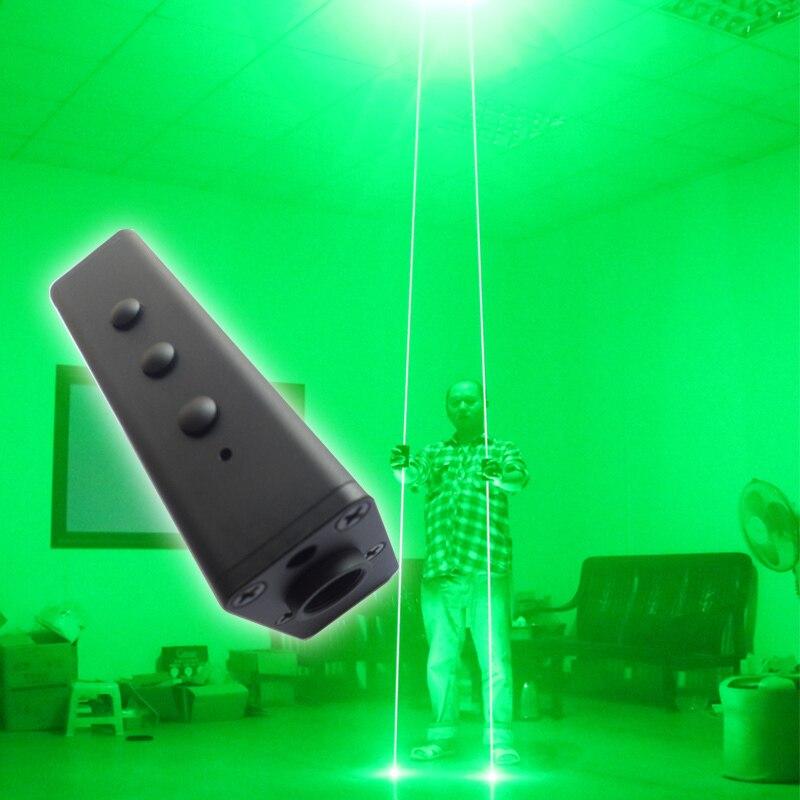 Portable double head laser Laser dance stage performance laser module laser rod device 50mw