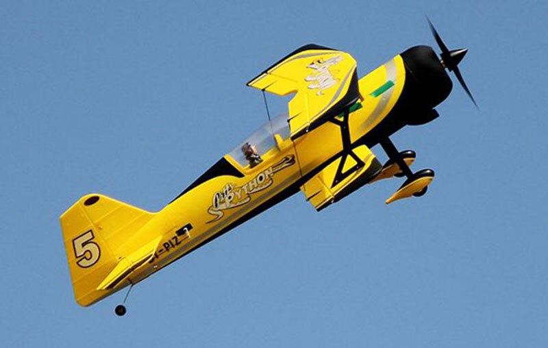 цена на Dynam 1130MM Pitts Model 12 RC RTF Propeller Plane W/ Motor Servos Battery