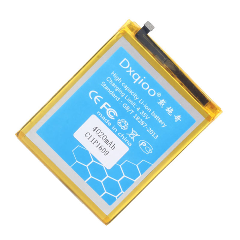 Dxqioo c11p1609 <font><b>Battery</b></font> For <font><b>ASUS</b></font> Zenfone 3 max 5.5