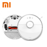 Original XIAOMI Mijia Roborock Vacuum Cleaner For Smart Home Automatic Sweeping Dust Sterilize Timer Planned APP